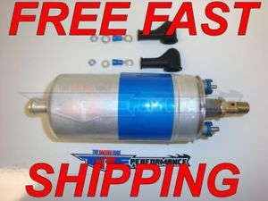 External Inline Stock Replacement Fuel Pump Tre 201
