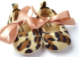 New Zara Baby Soft Sole Baby Girl Pram Crib Shoes 0 6 6 12 12 18 Months