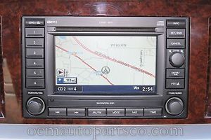 2008 2007 Dodge Caliber 6 CD Player Radio Changer  GPS Rec Navigation System