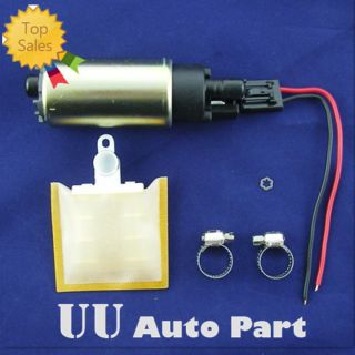 Universal Replacement High Performance Auto in Tank Fuel Pump Install Kit
