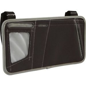 Case Logic Visor Organizer Sleever Holder Cell Phone Pen Wallet for Car Truck