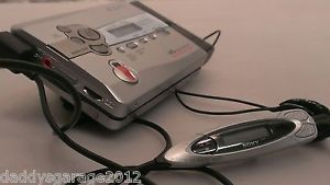 Sony Walkman Auto Reverse Recording Cassette Tape Radio Player Wm GX688 Lot X