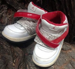 Swagged Out Nike Air Jordan Kids Toddler Size 8c Boys Shoes