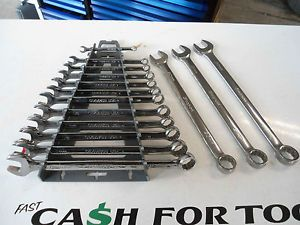 Snap on Tools Lot Set Metric Wrenches Automotive Repair
