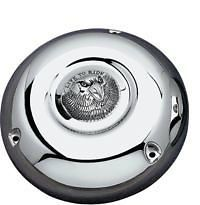 Yamaha V Star 650 VStar Classic Custom Silverado Chrome Eagle Air Cleaner Cover