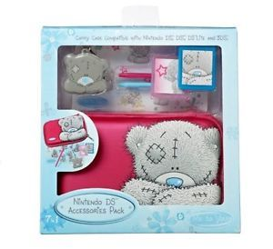 Official Me to You Tatty Teddy DS Lite DSi 3DS 7 in 1 Accessory Pack Bag Case