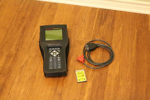 Chrysler DRB III DRB 3 Vehicle Diagnostic Scanner Scan Tool w Supercard 2