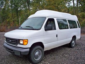 Ford E series Van