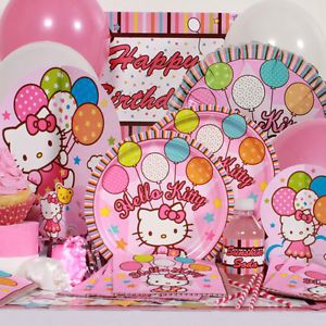Hello Kitty Birthday Party Supplies Many Choices Pick Choose Items U Need