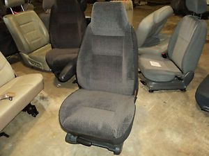 Dodge RAM Van 3500 Cloth Seat Chair Driver Seat for Passenger Cargo Van Clean