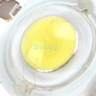 5X 1W Super Bright High Power White LED Lamp Light 6500K 3 0 3 5V High Quality