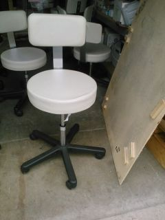 MIDMARK Ritter Air Lift Adjustable Exam Stool 216