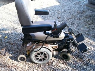 Jazzy Pride Heavy Duty Power Mobility Chair Wheelchair 1121