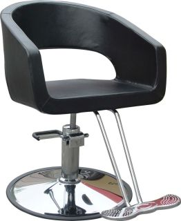 New Modern Fashion Hydraulic Barber Chair Styling Salon Beauty Spa Equipment 21B