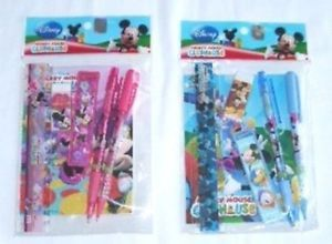 12 Disney Mickey Mouse Friends Stationery Set Party Favor Supply Wholesale