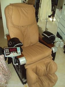 Beautyhealth Shiatsu Recliner Massage Chair Built in Heat