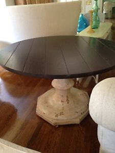 French Tuscan Country Round Dining Table Chairs Sep You May SHIP