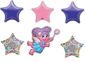Abby Cadabby Party Balloons Birthday Baby Shower Supply
