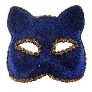 Halloween Sexy Cat Cosplay Masks Halloween Dancing Ball Party Half Face Masks