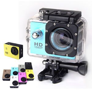 SJ4000 Mini Sport Action Camera Diving Full HD DVR DV 30M Waterproof Extreme