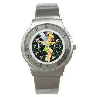 Tinker Bell Stainless Steel Watch Men Sport Extreme