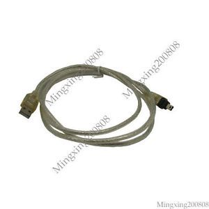 USB Data Cable Lead Firewire IEEE 1394 for Mini DV HDV Camcorder to Edit PC