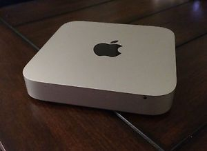 Apple Mac Mini Server MC438LL A June 2010 8GB RAM Dual 500GB Hard Drives