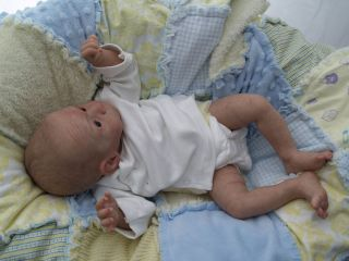 Precious Dreams Reborn Baby Art Doll Walter Tuzio Ross
