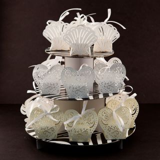 Sea Shell Favor Candy Box Party Wedding Decorations 24pcs