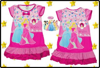 Disney Princess Cinderella Baby Kids Girls Clothes Holiday Party Dresses U Pick