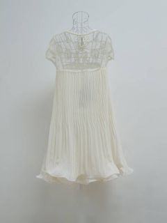 New 2013 Fashion Star Elle Fanning Women Girls Marchesa Beaded Chiffon Dress D40
