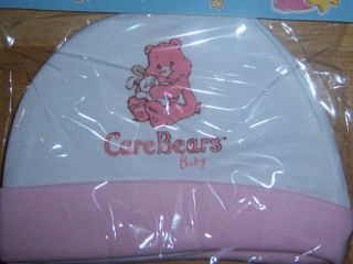 Care Bears Baby Hat Funshine Love A Lot Bed Time Baby Shower Diaper Cake