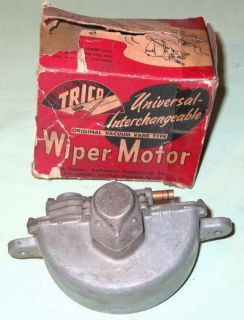 1942 1947 Ford Mercury Lincoln Trico Windshield Wiper Motor SSR 1