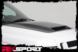 New Rksport Ford F 150 RAM Air Hood Only Fiberglass Truck Body Kit 19013050