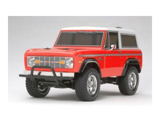 Tamiya 1 10 1973 Ford Bronco 4x4 CC01 Kit 58469