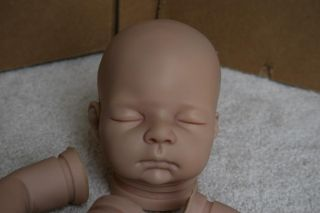 Ashton Drake Cherry Blossom Reborn Doll Kit Form Mostly Stripped Great Deal