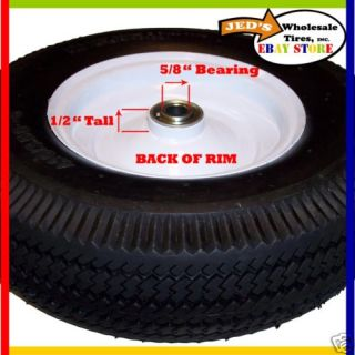 410 350 6 4 10 3 50 6 Wheelbarrow Hand Truck Tire Rim