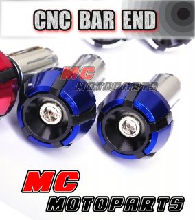 Suzuki Bar Ends GSXR 600 750 2007 2008 2009 2010 K8 K9 BE5D 5 Spoke