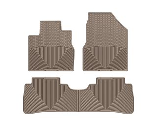 Weathertech® All Weather Floor Mats Nissan Murano 2009 2014 Tan