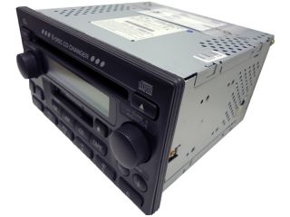 New Honda Accord Civic Radio Stereo 6 Disc Changer Tape Cassette CD Player
