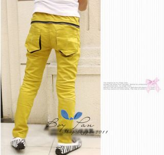 New Kids Fashion Boys Clothing Cotton Thick Trousers Pants Casual Pants Sz3 8Y