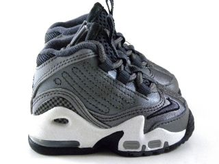 Nike Griffey Max II Navy Blue White Retro Laced Fit Little Baby Toddler Shoes