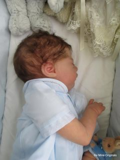 Stunning Precious BM Originals Reborn Fake Baby Boy Elaine Altenkirch