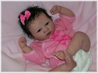 Custom Reborn Lanewborn Berenguer Doll Baby Girl Boy Made to Order 10 14 Days