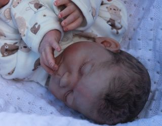 Beautiful Reborn Baby Boy Doll Nico Sam's Reborn Nursery