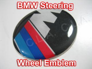 BMW M Logo BMW Steering Wheel BMW Badge BMW Emblem 45mm