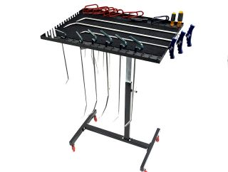 PDR Paintless Dent Repair Auto Body Tools Tool Cart