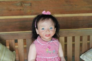 Sweet Pea Babies Nursery Reborn Toddler Doll Beautiful Belinda by D Zweers