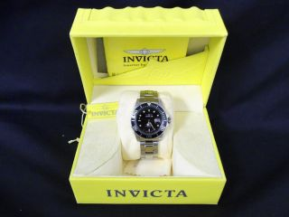 Invicta Men's 9307A Pro Diver Collection Stainless Steel Watch
