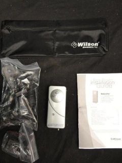 Wilson Electronics 801242 MobilePro Cell Phone Signal Booster for Car and Home